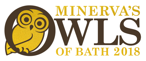 Minervas owls of Bath logo 2018